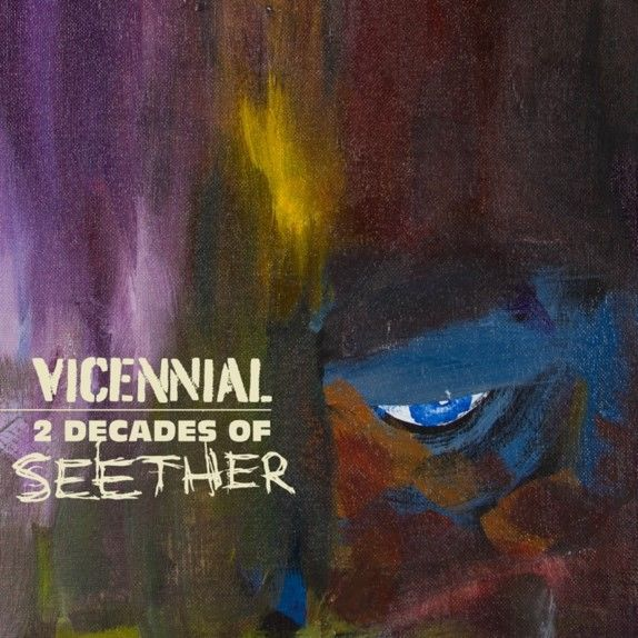 Seether: Vicennial – 2 Decades of Seether: CD
