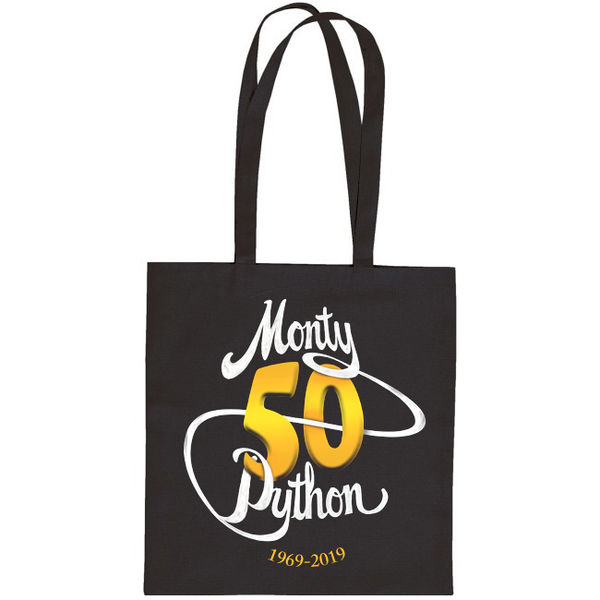 Monty Python: Monty Python 50th Anniversary Logo