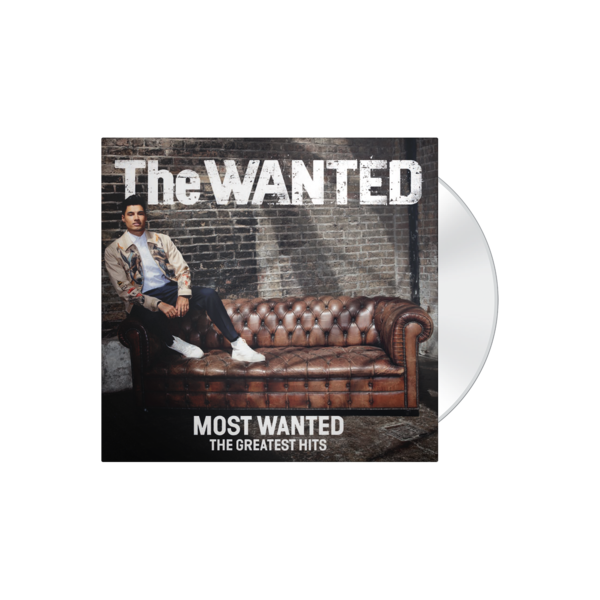The Wanted: Most Wanted: Siva CD