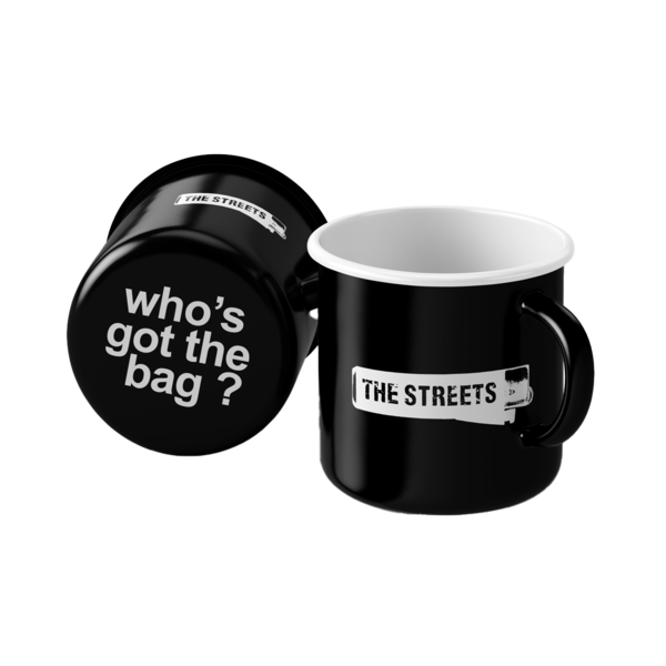 The Streets: The Streets - Who's Got The Bag Mug