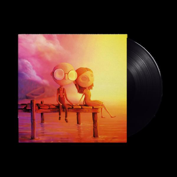 Steven Wilson: Last Day Of June - Game Soundtrack: Black Vinyl 1LP