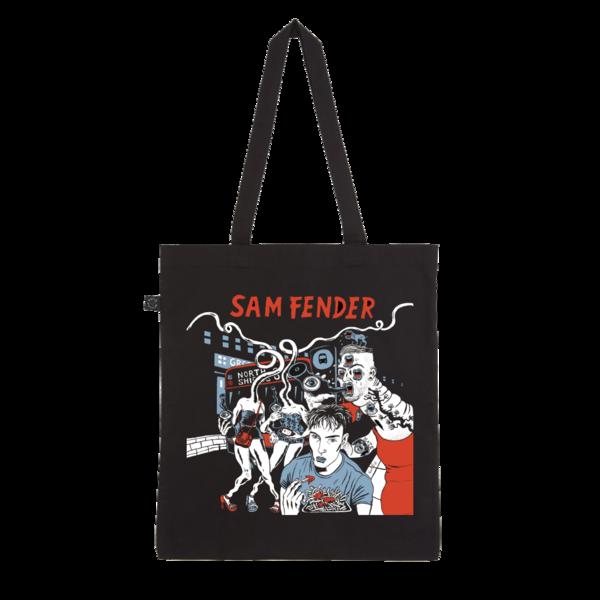 Sam Fender: Toon Tote
