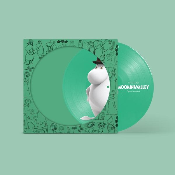 Various Artists: Moominvalley - Moominpappa Picture Disc
