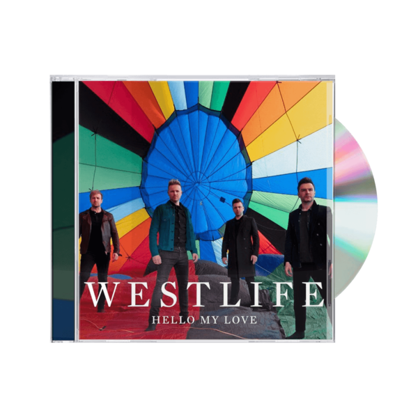 Westlife: Hello my Love