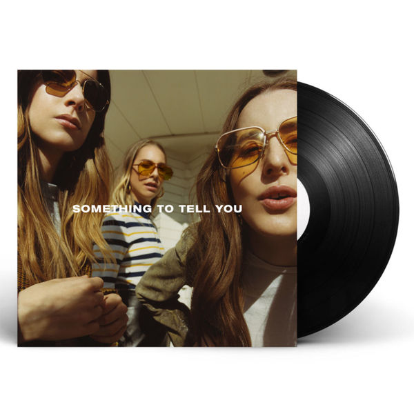 Haim: Something To Tell You LP