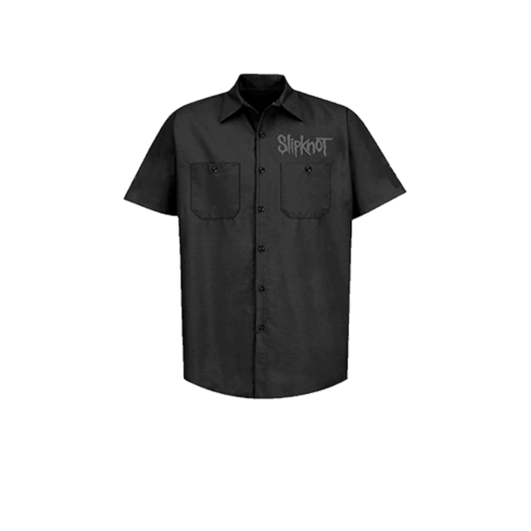 Slipknot: Logos Workshirt