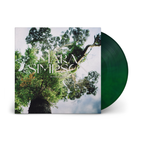 Mara Simpson: In This Place: Recycled Vinyl LP