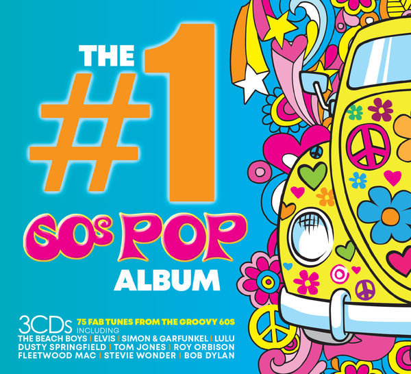 Various Artists: THE #1 ALBUM: 60'S POP