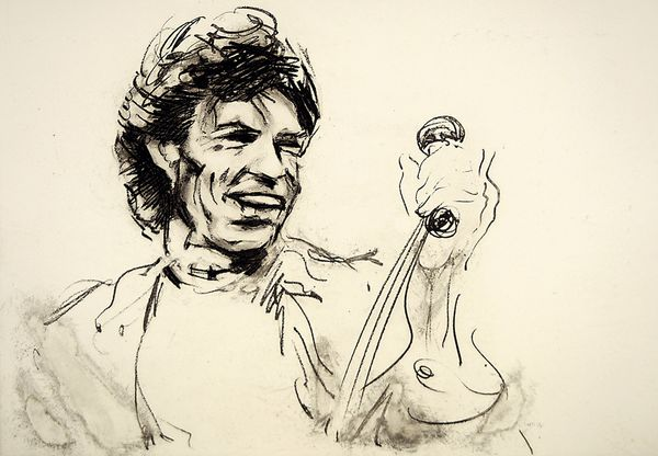 Ronnie Wood: Mick III
