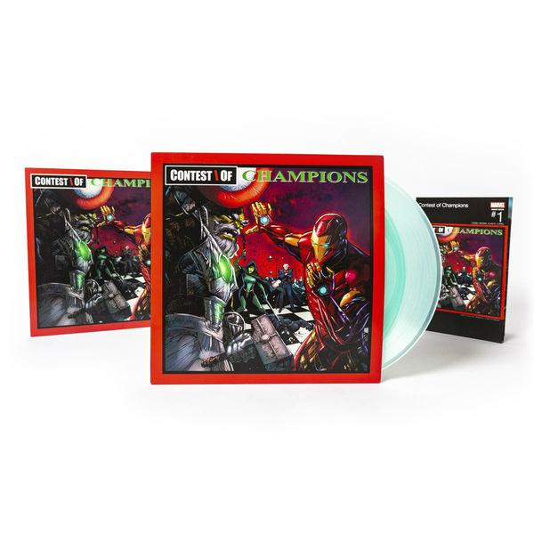 GZA: Liquid Swords: Deluxe Marvel Edition