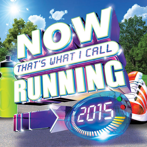 Various Artists: NOW That's What I Call Running 2015