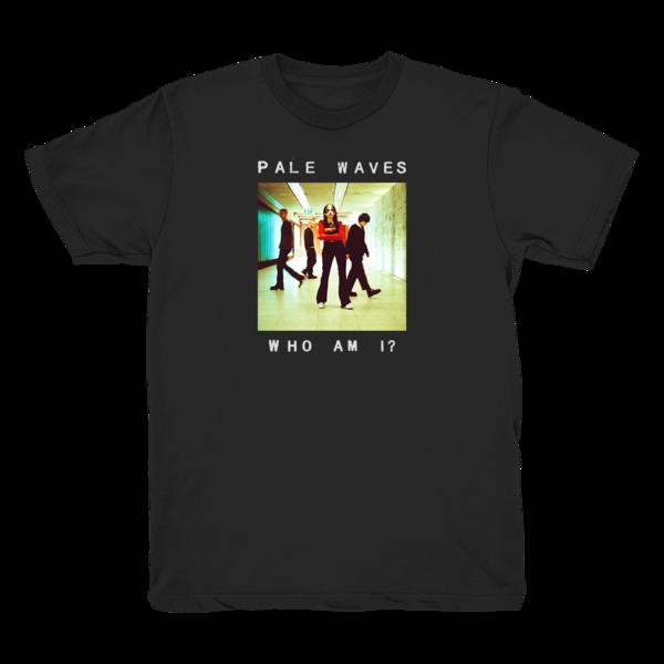 Pale Waves: Black Tee