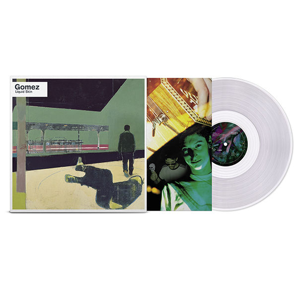 Gomez: Liquid Skin 20th Anniversary Edition: Exclusive Transparent Coloured Vinyl
