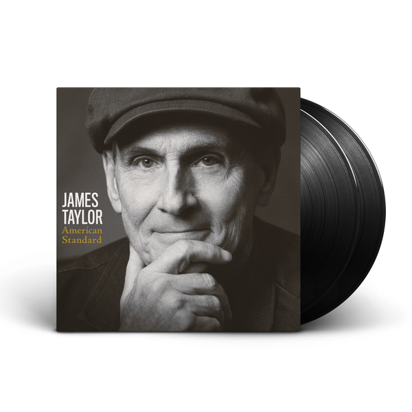 James Taylor: American Standard 2LP High Fidelity LIMITED EDITION (Numbered)