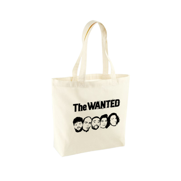 The Wanted: The Wanted Tote Bag