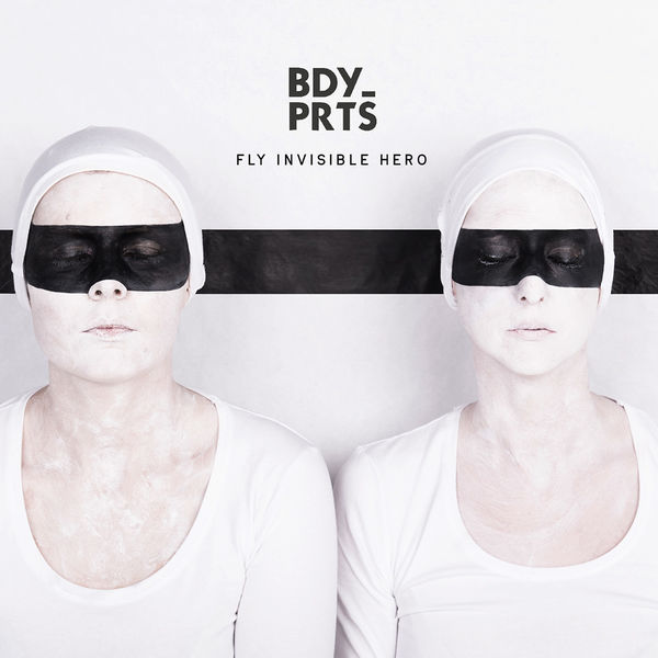 BDY_PRTS: Fly Invisible Hero Gold Coloured Vinyl