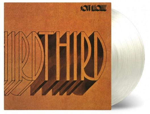 The Soft Machine: Third: Clear Vinyl