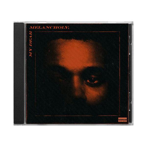 The Weeknd: MY DEAR MELANCHOLY, CD