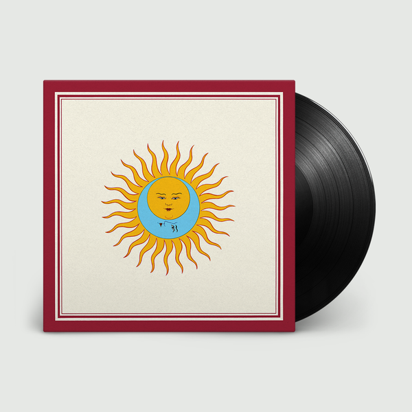 King Crimson: Larks' Tongues In Aspic: Limited Edition Ultra-Heavyweight Vinyl
