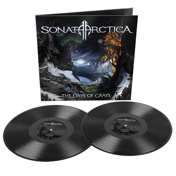 Sonata Arctica: The Days Of Grays: 2LP