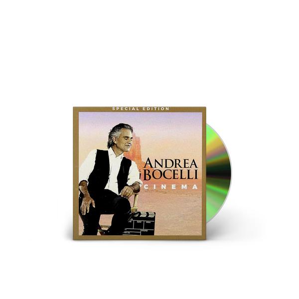 Andrea Bocelli: Cinema Special Edition