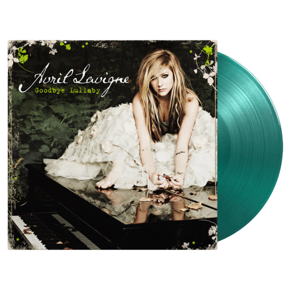 Avril Lavigne: Goodbye Lullaby: Transparent Green Numbered Vinyl