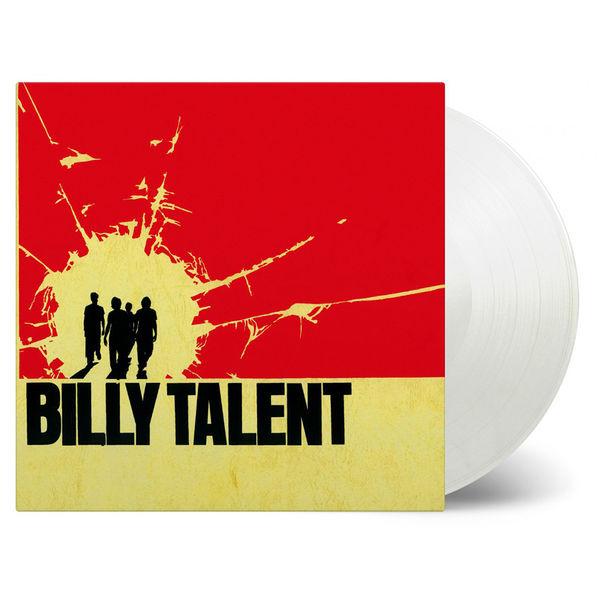 Billy Talent: Billy Talent: Limited Edition Transparent Vinyl