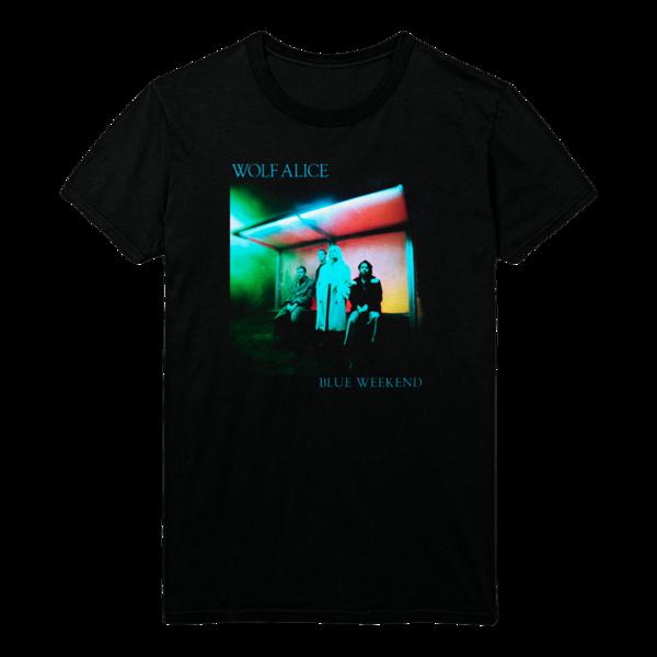 Wolf Alice: Blue Weekend T-Shirt