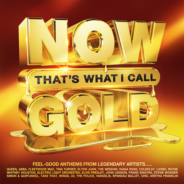 Various Artists: NOW That's What I Call Gold