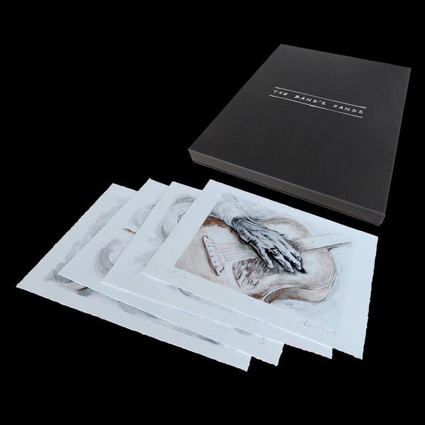 Ronnie Wood: Hand Print Box Set