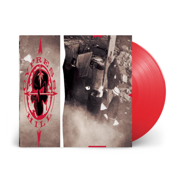 Cypress Hill: Cypress Hill: Limited Edition Red Vinyl