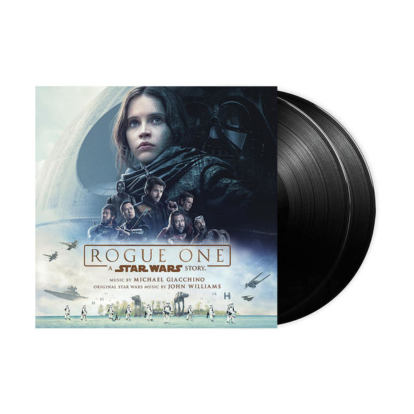 Michael Giacchino: Rogue One: A Star Wars Story Double Vinyl