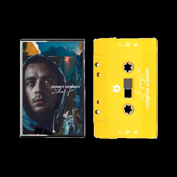 Dermot Kennedy: Without Fear: Yellow Cassette
