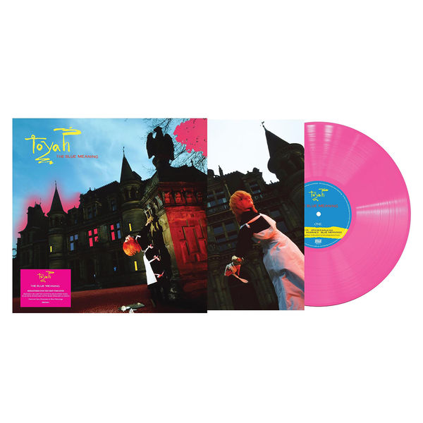 Toyah: The Blue Meaning: Limited Edition Neon Pink Vinyl