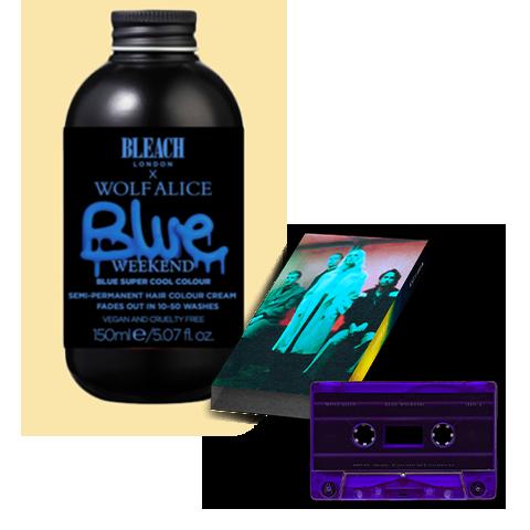 Wolf Alice: Blue Weekend Bleach London Set