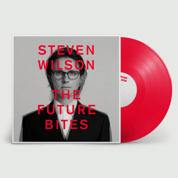 Steven Wilson: The Future Bites: Limited Edition 180gm Red Vinyl