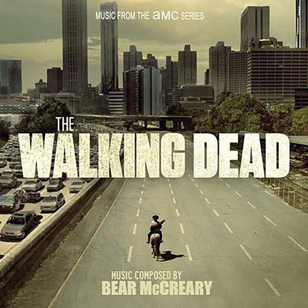 Bear McCreary: The Walking Dead OST Multi-coloured Vinyl