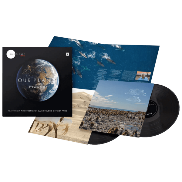 Steven Price: Our Planet LP