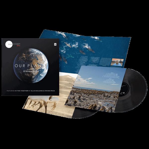Steven Price: Our Planet LP