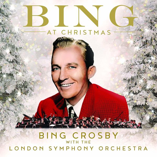 Bing Crosby and the London Symphony Orchestra: Bing at Christmas LP
