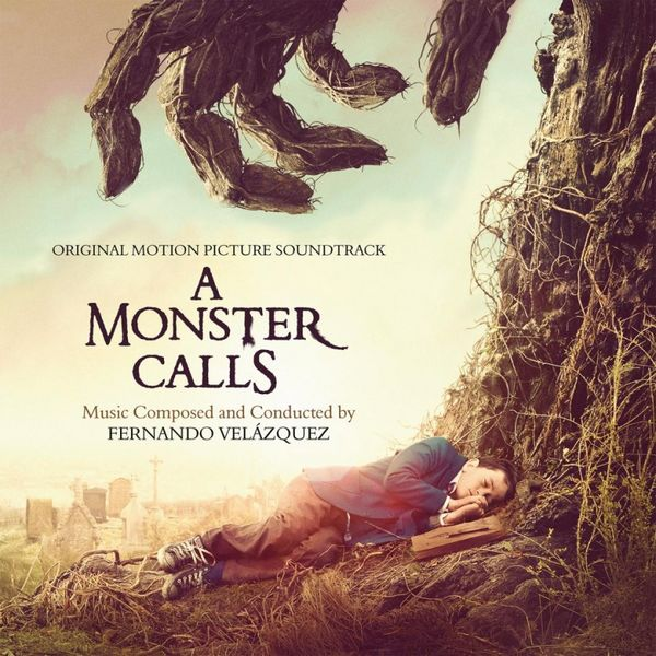 Fernando Velázquez: A Monster Calls Original Soundtrack: Orange Vinyl