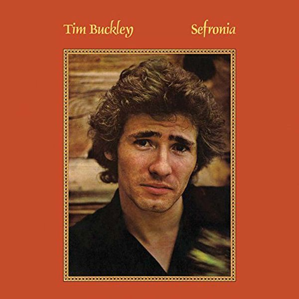 Tim Buckley: Sefronia: Limited Edition Red Vinyl