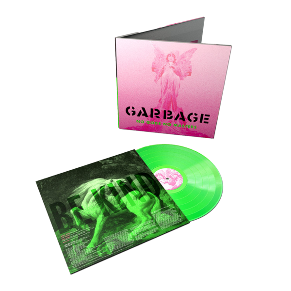Garbage: No Gods No Masters: Limited Edition Neon Green Vinyl