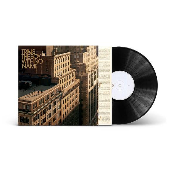 Travis: The Boy With No Name: Black Vinyl