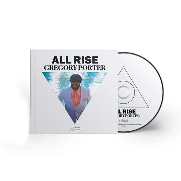 Gregory Porter: All Rise Deluxe CD