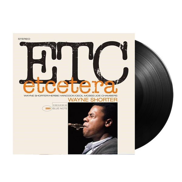 Wayne Shorter: Etcetera: The Tone Poet Vinyl Series