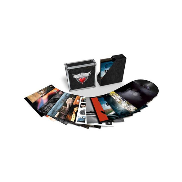 Bon Jovi: The Albums