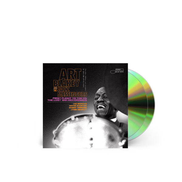 ART BLAKEY AND THE JAZZ MESSENGERS: First Flight to Tokyo: The Lost 1961 Recordings CD