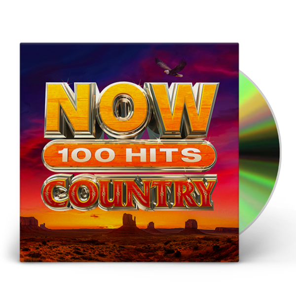 Various Artists: NOW 100 Hits Country – 5CD
