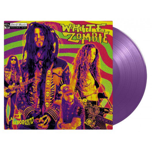 White Zombie: La Sexorcisto: Devil Music Vol.1: Numbered Purple Vinyl
